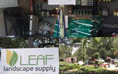 Announcing Our New Austin, TX Retail Partner, Leaf Landscape Supply